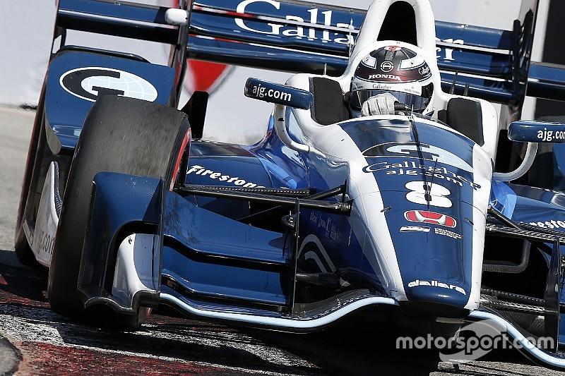 Max Chilton s'attend à de meilleurs résultats en 2018