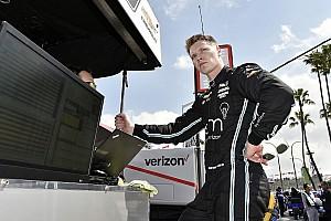 IndyCar Résumé d'essais libres EL1 - Newgarden le plus rapide dans le vent et le sable
