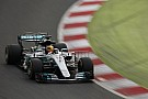 Формула 1 Хэмилтон проехал быстрее и дольше всех в Барселоне