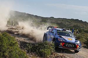 WRC Prova speciale Sardegna, PS8: Paddon guadagna, Neuville sul podio