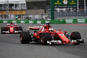 Forma-1 BRÉKING F1 2017: Vettel eddig 6-2-re veri Räikkönent az időmérőkön