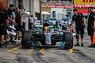 Getriebewechsel: Mercedes-Pilot Lewis Hamilton vor Startplatz-Strafe