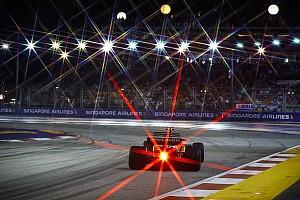 F1 Top List Las 25 mejores fotos del GP de Singapur