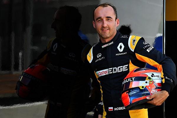 Formula 1 Kubica