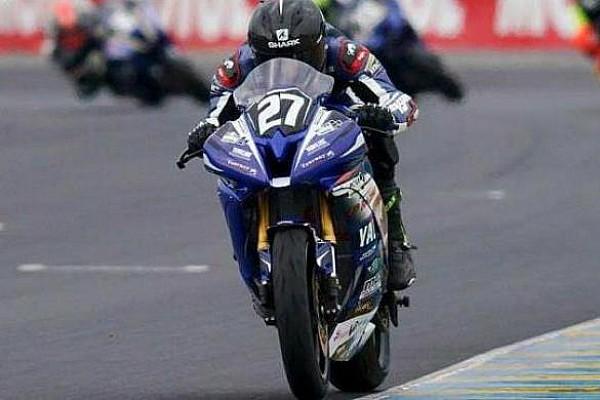 ALTRE MOTO Ultime notizie Tragedia nella Supersport francese: muore Adrien Protat a Le Mans