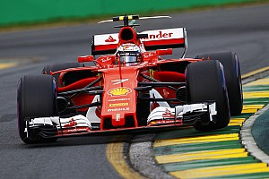 Formel 1 News Kimi Räikkönen über F1-Rennen in Melbourne: Untersteuern war schuld