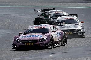 DTM Race report Mercedes sapu bersih DTM Nurburgring