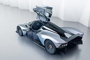 Autó BRÉKING Alul semmi: Adrian Newey ámokfutása lett az Aston Martin Valkyrie