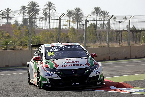 WTCC-Auftakt 2017 in Marrakesh: Pole-Position für Tiago Monteiro