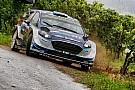 WRC WRC-Rallye Deutschland: Tänak führt am Samstagmittag vor Mikkelsen