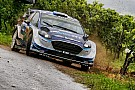 WRC Tanak se aleja de Mikkelsen al frente del Rally de Alemania