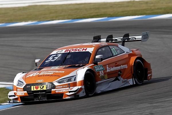 دي تي أم: غرين يمنح الفوز لأودي في السباق الثاني في هوكنهايم