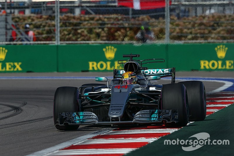 """Mercedes car just needs """"tuning"""" - Wolff"""