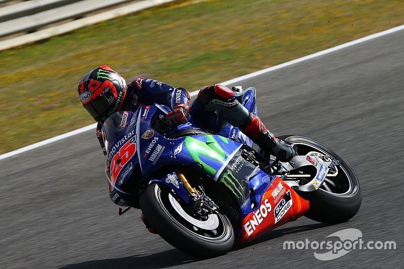 Виньялес отказался винить Yamaha в неудаче на Гран При Испании
