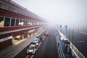 WTCC Noticias de última hora La niebla demora el comienzo del WTCC en Termas