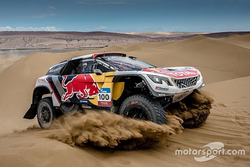 Fotogallery: il trionfo di Peugeot e Despres al Silk Way Rally 2017