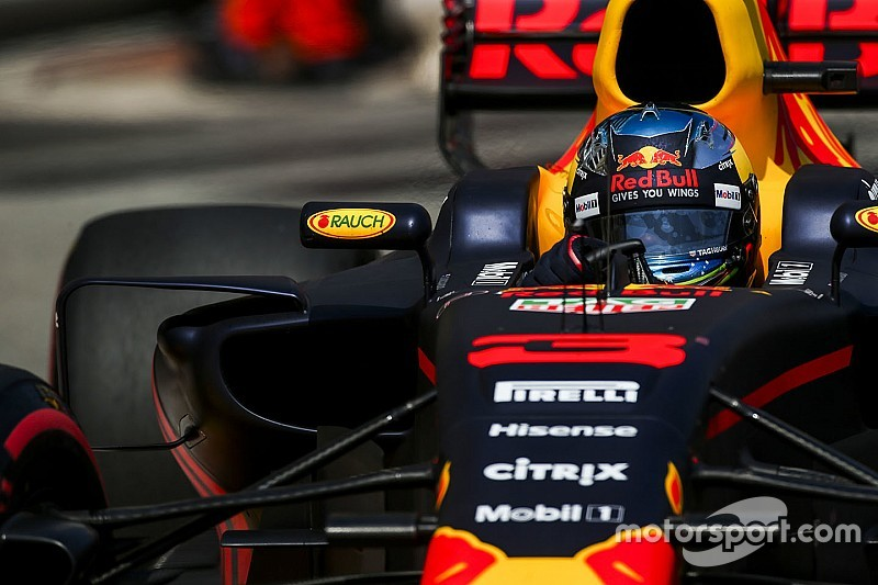 "Red Bull admite que llegan carreras ""difíciles"" para ellos"