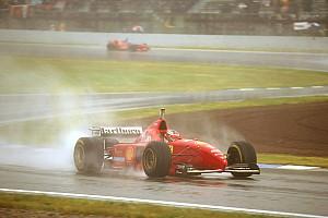 Формула 1 Самое интересное Как это было: первая победа Шумахера за Ferrari