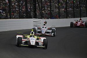 IndyCar Réactions Ed Jones, formidable troisième après un Indy 500 très mouvementé