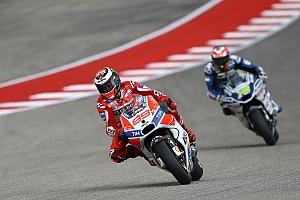 MotoGP Son dakika Lorenzo, Austin'de podyum mücadelesine yakın olmayı umuyor