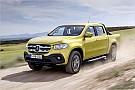 Mercedes-Pickup: Neue X-Klasse kommt im November 2017