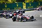 FIA F2 Ф2 на Хунгароринзі: Мацусіта переміг у спринті