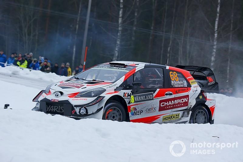 Gronholm descarta disputar más pruebas del WRC