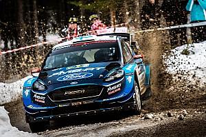 M-Sport: İsveç Rallisi, hâlâ bir tehdit olduğumuzu gösterdi