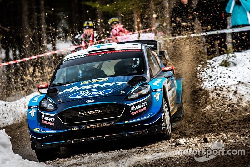 Après un Monte-Carlo difficile, M-Sport a su réagir en Suède