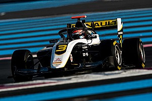 Lundgaard fastest as Paul Ricard F3 test ends