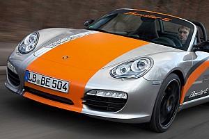 Porsche prêt à faire passer le Boxster à l'électrique ?