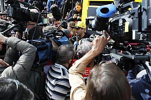 Ricciardo cauto: