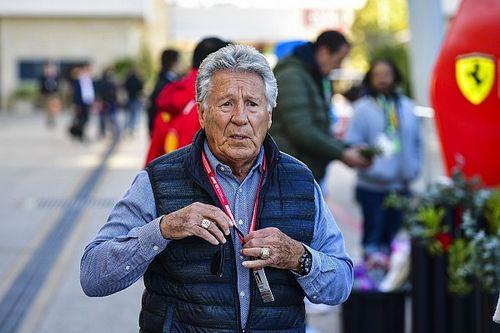 F1に政治を持ち込むな! 差別問題に取り組むハミルトンにマリオ・アンドレッティが苦言