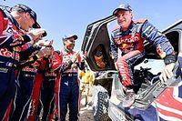 Así es Carlos Sainz, leyenda del WRC y del Dakar