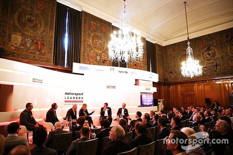 A motorsport vezetői a héten gyűltek össze az első üzleti fórumon