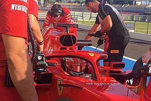 Ferrari debe asegurarse de que esta