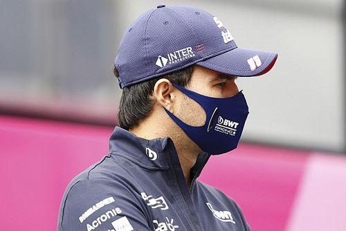 Perez'in karantina süreci sona erdi, Silverstone'da yarışabilir