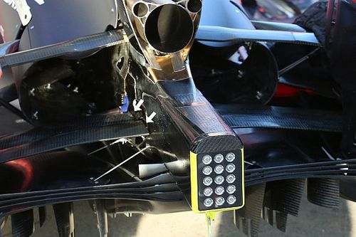 Технический анализ: Red Bull вернула на свою машину двойной диффузор