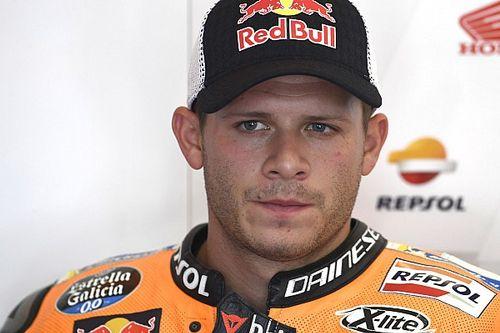 Bradl se suma a la lista de bajas en Honda y no correrá este fin de semana