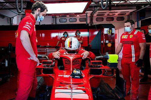 "Webber, sobre Vettel-Ferrari: ""Cuanto antes acabe, mejor para todos"""