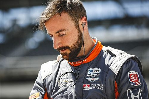 Hinchcliffe takes over #26 Andretti Autosport ride
