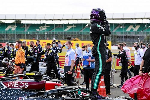 F1史に残る劇的な最終ラップ……その時何が起きていた? イギリスGP:チームラジオ集