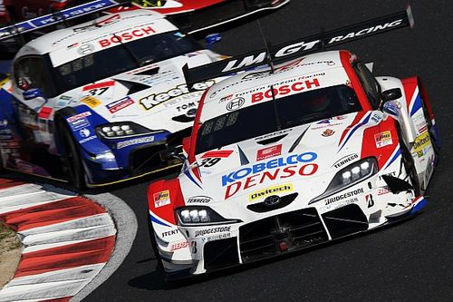 Why SARD couldn't match other Toyotas at Okayama