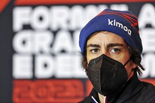 Alonso: a gyenge formámra nem mentség az, hogy most tértem vissza