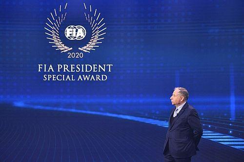 Странная церемония. Как прошло награждение FIA 2020 года