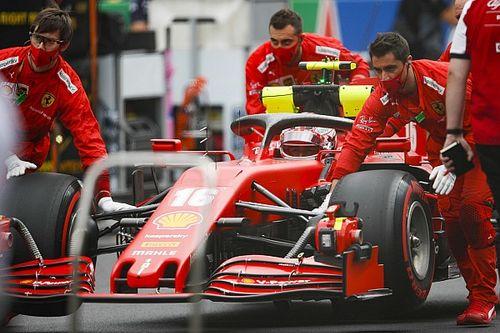 Ferrari: non è estirpato il male oscuro della Rossa