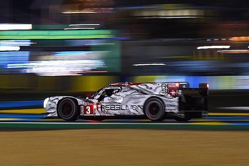 24h Le Mans, Libere 3: riscatto Rebellion in notturna