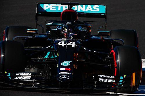 Hamilton supera Bottas e crava a pole para o GP de Portugal de F1