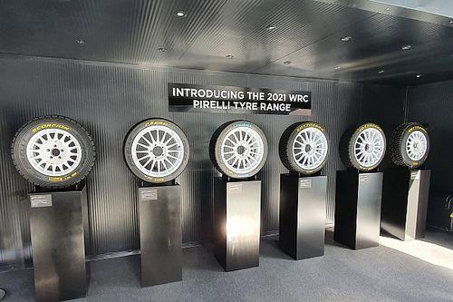 WRC: Pirelli ha presentato le gomme 2021 per le Plus!