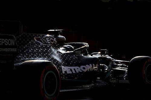 F1: Mercedes já compensou redução aerodinâmica de 2021; entenda